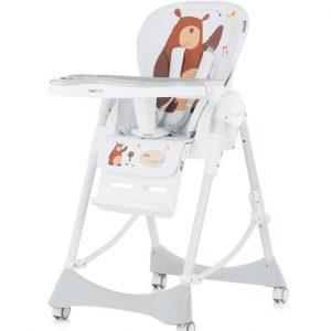 صندلی غذای کودک پاترینو(chipolino) مدل کوکیCookie