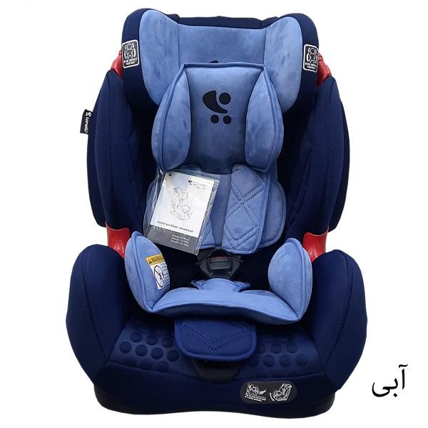 صندلی ماشین لورلیlorelli مدلP936 رنگ آبی