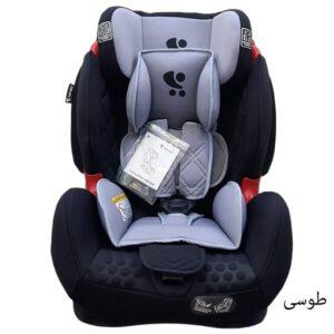 صندلی ماشین لورلیlorelli مدلP936 رنگ طوسی