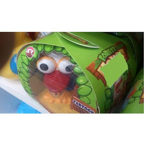 اسباب بازی(مفصلی) پلیکان چشم گردان طرح-Tolo