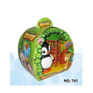 اسباب بازی (مفصلی) پنگوئن طرح-Tolo