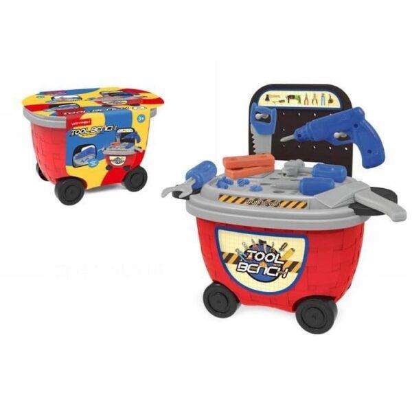 ست اسباب بازی میز ابزار مدل-VANIYEH