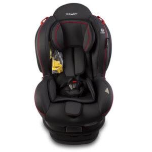 صندلی ماشین بیبی4لایف مدل-رویال رنگ خاکستری-قرمز