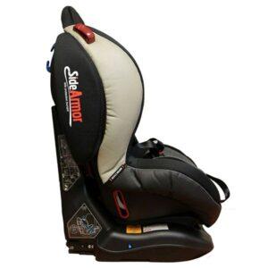 صندلی ماشین بیبی4لایف مدل-رویال رنگ مشکی-طوسی