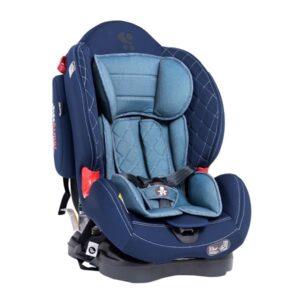 صندلی ماشین لورلیlorelli ایزوفیکس دار رنگ-آبی-تیره-روشن