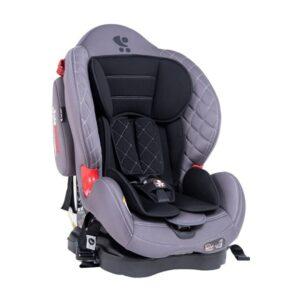 صندلی ماشین لورلیlorelli ایزوفیکس دار رنگ-مشکی-طوسی